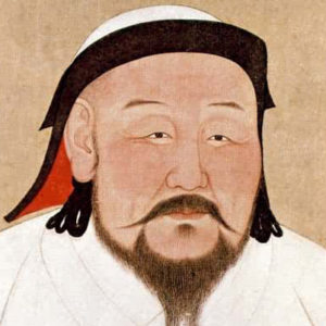 KUBLAI, the Wise Khan