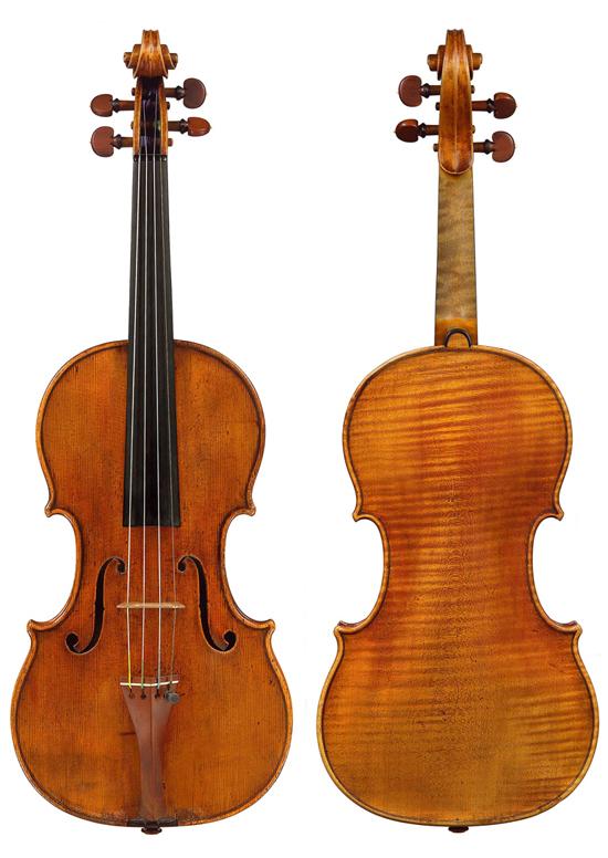 """Cremona, 1683 """"Cobbett"""""""