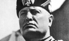 BENITO MUSSOLINI ~ Revolutionary Socialist turned Fascist