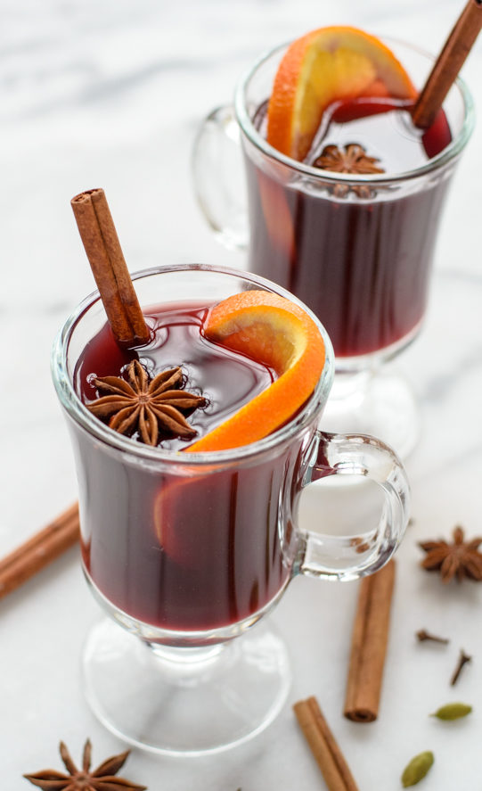 Spiced-Wine