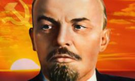 Russian Revolutionary, Vladimir LENIN