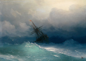 The Art of Marine Romanticism, IVAN AIVAZOVSKY