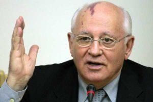 Nobel Peace laureate MIKHAIL GORBACHEV gained respect but lost an empire