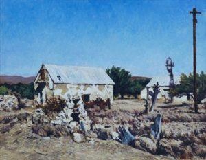 WALTER MEYER, The Artist