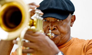 HUGH MASEKELA: the horn player with a shrewd ear for music of the day