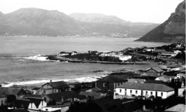 Kalk Bay, looking back in time