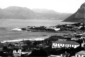 Kalk Bay, looking back