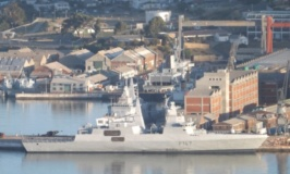 Armscor retains management and operation of Simon's Town dockyard