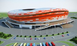 Russia's 2018 World Cup stadium looks suspiciously like the FNB Stadium